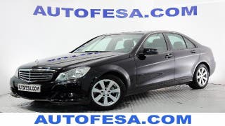 Mercedes-Benz Clase C C 180 CDI 88 kW (120 CV)
