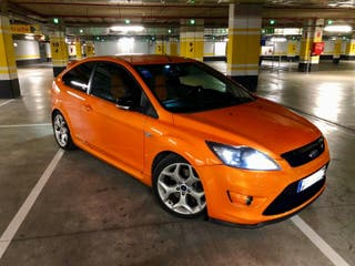 ford focus ST reestyling mk2.5