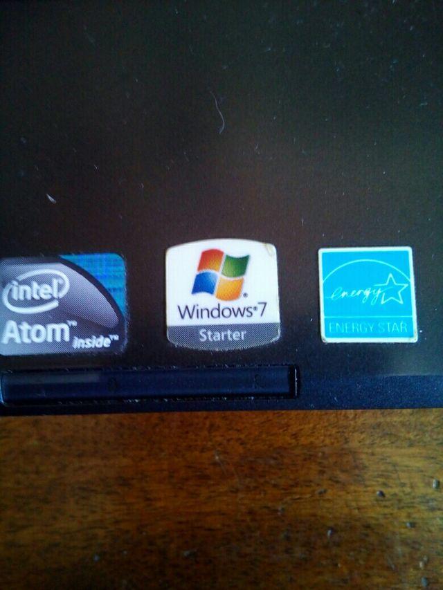 Acer portátil