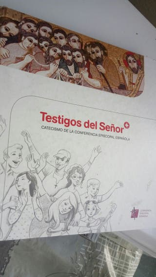 libro catequesis