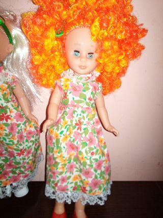 muñeca Kika molde de nancy antigua