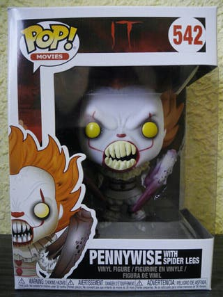 Funko Pop Pennywise with spider legs funko pop