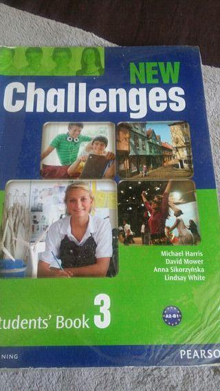 Libro inglés Students' Book 3 PEARSON