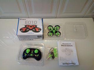 drone eachine e010 nuevo. varios colores