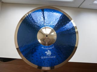 Ride paiste blue bell 22