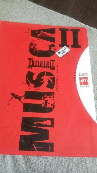Libro musica II editorial sm