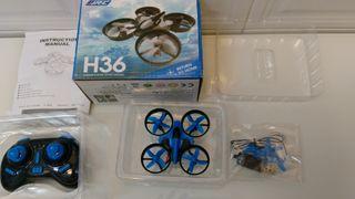 drone nuevo jjrc h36 mini. colores