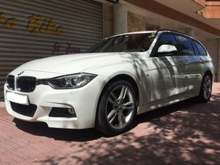 BMW 320D-NACIONAL-IMPECABLE-GARANTIA-