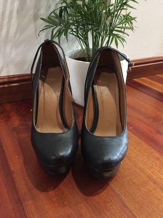 zapatos de segunda mano en ourense en wallapop