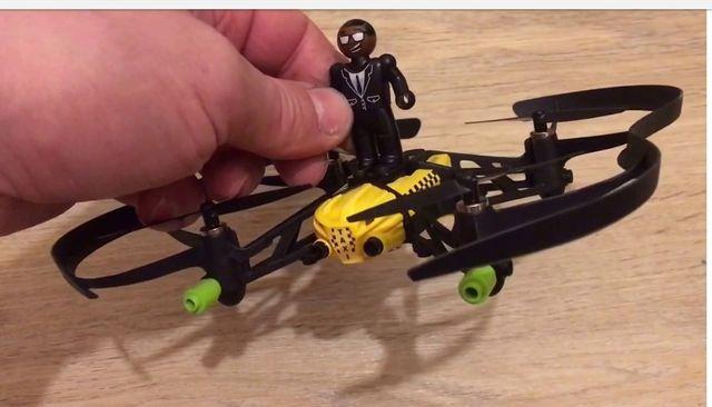 dron parrot travis airborne cargo drone. nuevo
