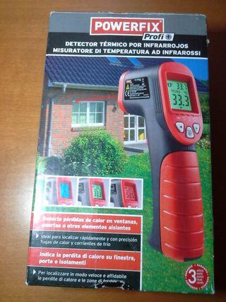 POWERFIX Detector térmico por infrarrojos. 5 en 1