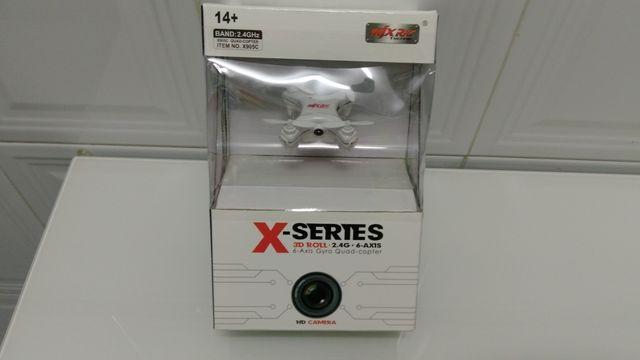 dron mjx x905c con cámara. nuevo