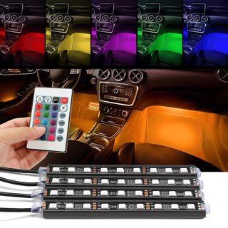 kit iluminacion interior led
