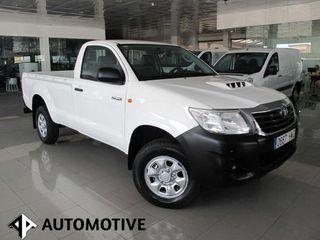 Toyota Hilux 2.5D-4D CABINA SIMPLE GX 4X4
