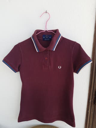 Polo fred perry de mujer