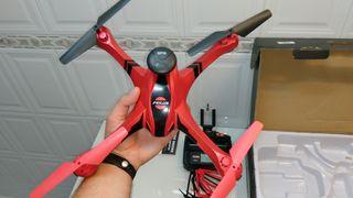 drone feilum con gps.seguimiento,camara,waipoint