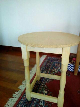 Mesa camilla NUEVA.
