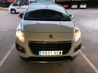 Vendo Peugeot 3008 Allure BlueHDI 120 del 2014