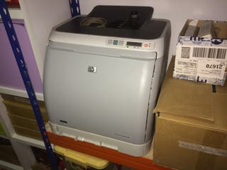 Impresora laser a color HP 1600