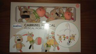 Carrusel/movil cuna