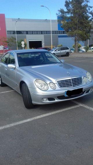 Mercedes-Benz Clase E CDI 2003
