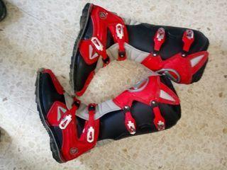 botas motocross acerbis nuevas