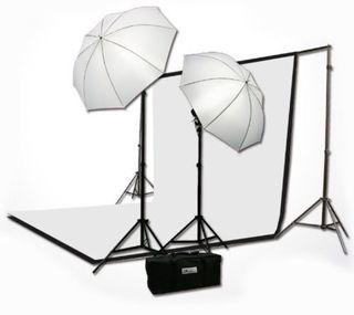 Kit estudio fotografia
