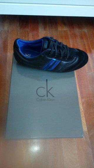 Zapatillas nuevas Calvin Klein. Num 36