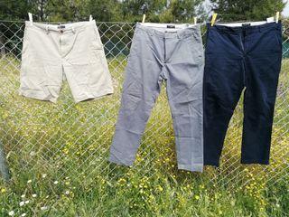 6 pantalones hombre