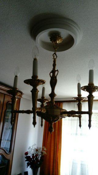 Lámpara techo clasica