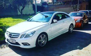 Mercedes-Benz Clase E350 CDI coupe pack AMG