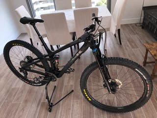 Bicicleta Trek Fuel EX 9.8/9.9