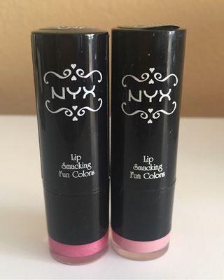 Pintalabios NYX maquillaje