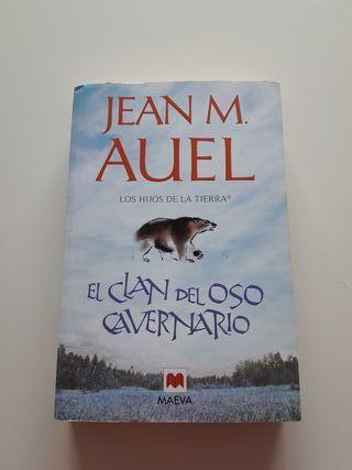 Libro El clan del oso cavernario