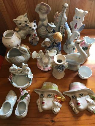 Figuras ceramica