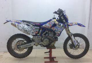 Yamaha YZF WR 450