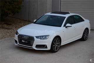 Audi A4 3.0 tdi 272cv quattro 2015