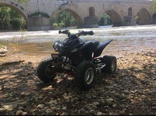 Quad Yamaha yfm