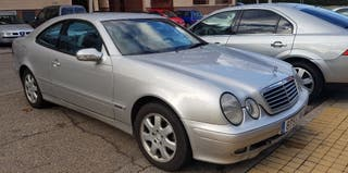 Mercedes-Benz CLK 200k 2001