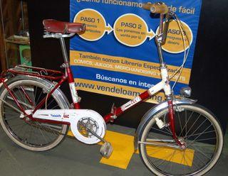 Bicicleta clasica ORBEA Eibar con dinamo