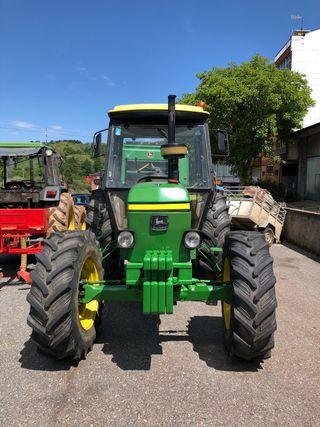 Tractor John Deere 2850 DT