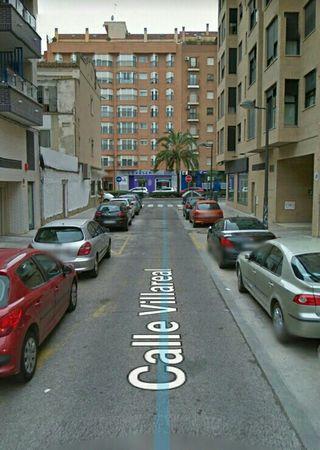 Garaje coche avda. Primado Reig / calle Alboraya