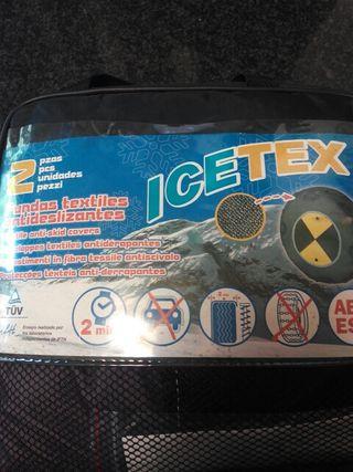 Cadenas textiles ICETEX