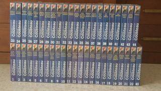 Coleccion completa Jaques Cousteau 45VHS
