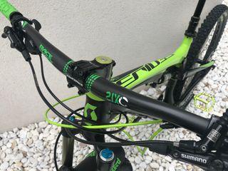 Bici Scott Genius + Extras!