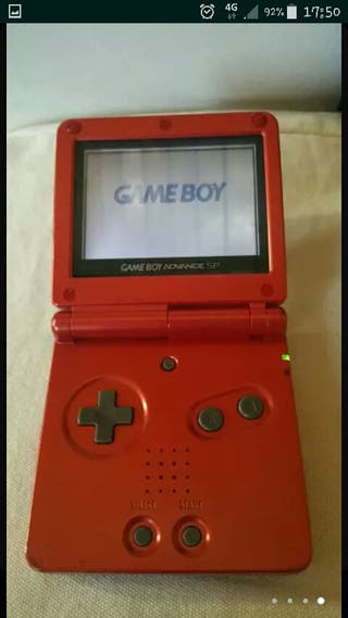 Consola nintendo game boy