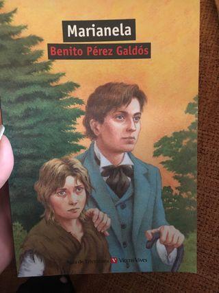 Marianela de Benito Perez Galdos