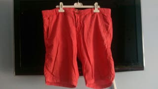 Camisa y pantalon corto