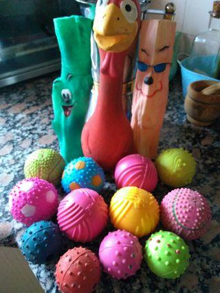 juguetes mascota