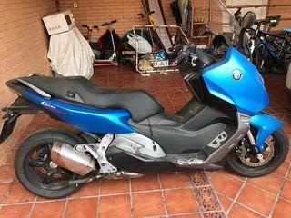 Moto BMW 650 C SPORT